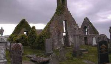 Balnakeil church, durness sutherland