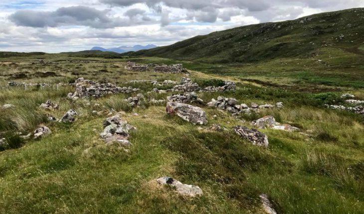 Slaggan Village