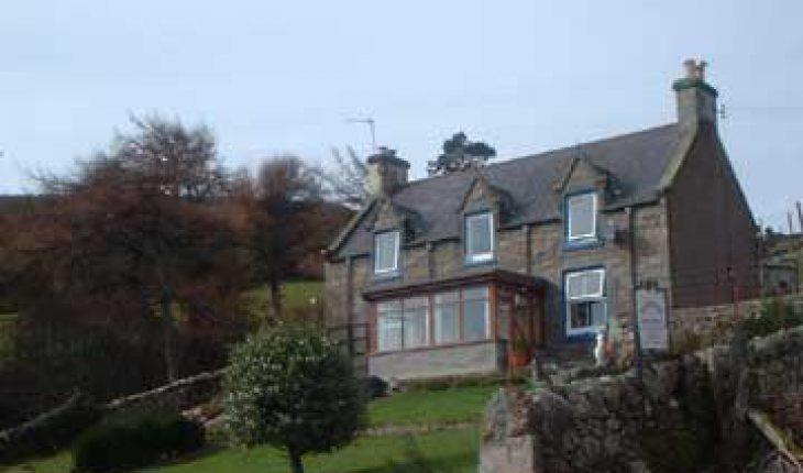 Burnside Bed and Breakfast, Burnside, Navidale Helmsdale, Sutherland