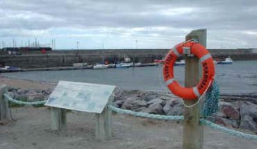 harbour at The Seaboard Villages of Balintore, Shandwick and Hilton