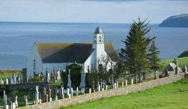 Clan Gunn Museum and Heritage Center at Latheron, By Dunbeath near Thurso and Wick, just off the A9, Caithness