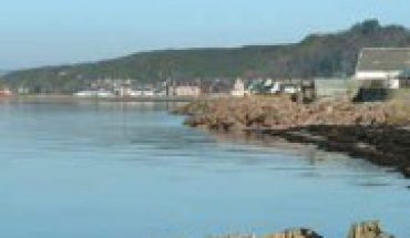 Ardersier Village - Southern shore of the Moray Firth, east of Inverness