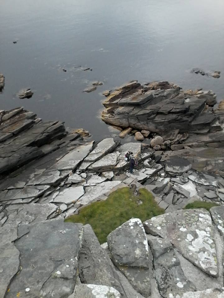 Lewisian rocks