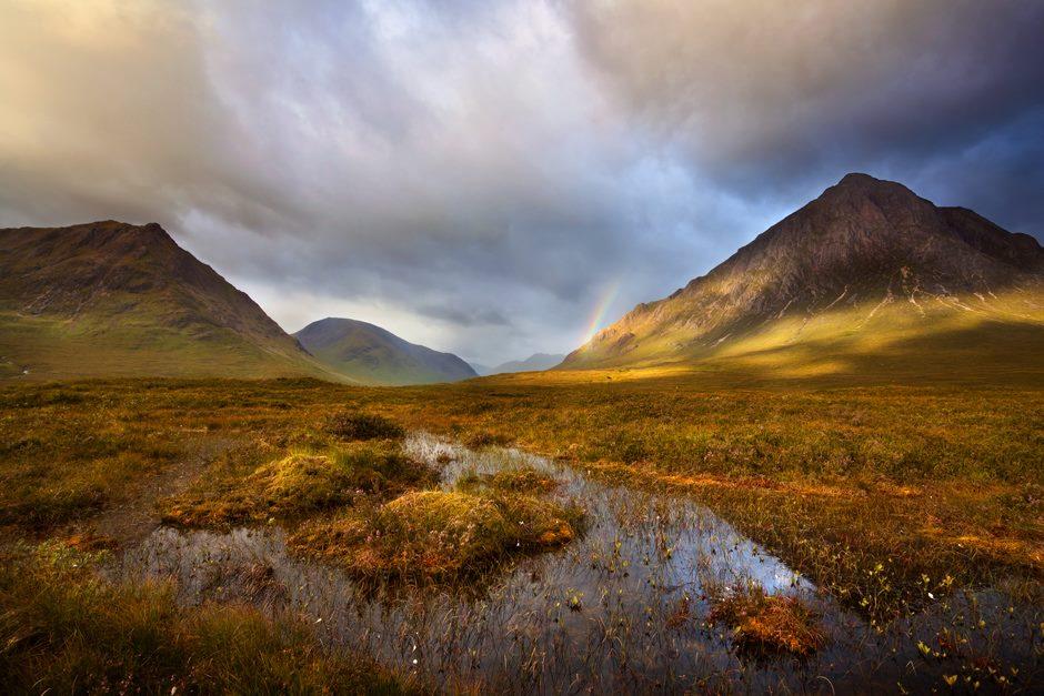 Scotland's landscapes